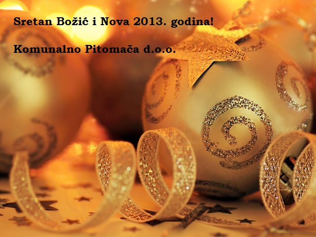čestitke poslovnim partnerima za novu godinu ČESTITKA   Komunalno Pitomača Komunalno Pitomača čestitke poslovnim partnerima za novu godinu